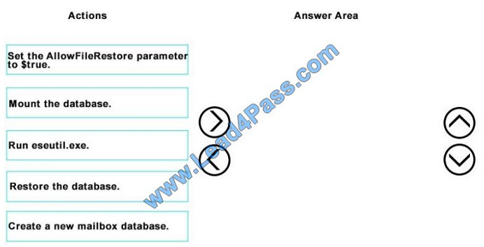 lead4pass 70-345 exam question q4-1