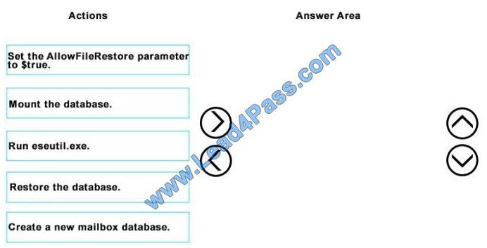 lead4pass 70-345 exam question q4-1