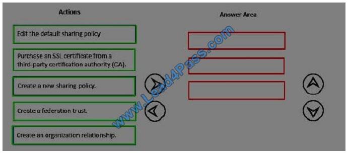 lead4pass 70-345 exam question q7