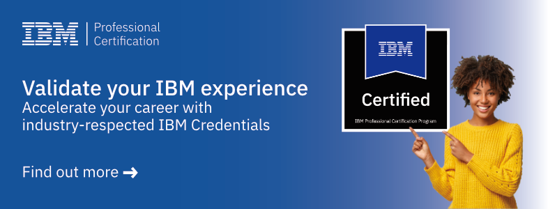 ibm certifications  pearsonvue
